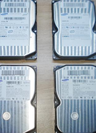 диски HDD IDE.