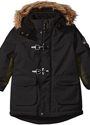 Зимняя куртка парка на мальчика 10-12 лет из сша