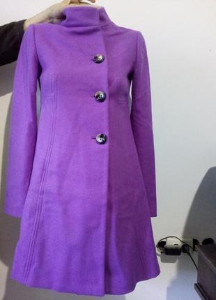 Стильное пальто, сверяйте по замерам