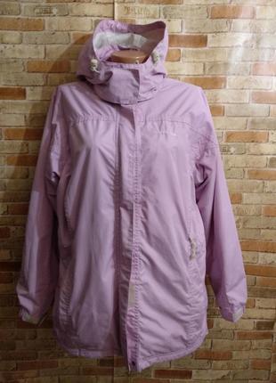 Водонепроницаемая ветрозащитная фирменная куртка 50-52 размера