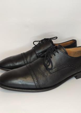 Tcm tchibo мужские кожаные туфли броги дерби