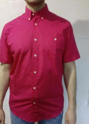 Camargue рубашка с коротким рукавом