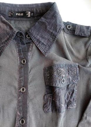 F&2 рубашка/футболка