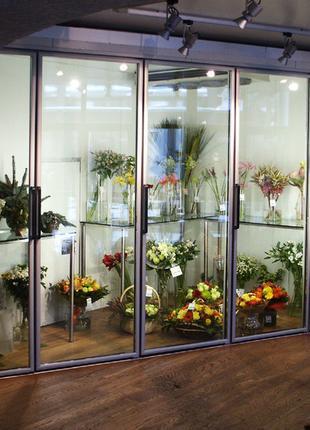 Холодильник для квітів холодильна камера вітрина Рівне Вараш