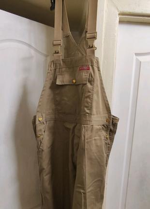 Полукомбинезон брюки мужские
