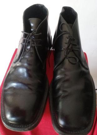 Мужские ботинки/vero cuoio/ внимание для низкого подьема!!!!