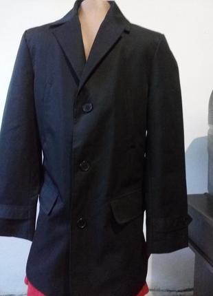 Мужская куртка /плащ mann/сверяйте по замерам-46