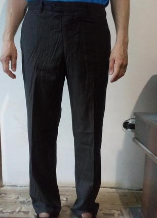 Мужские брюки/подкладка  ниже колена