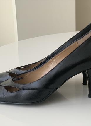Туфли женские Madeleine (Италия), нат. кожа, 40