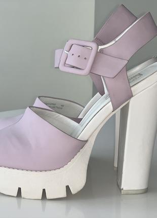 Туфли женские на платформе Topshop, 40