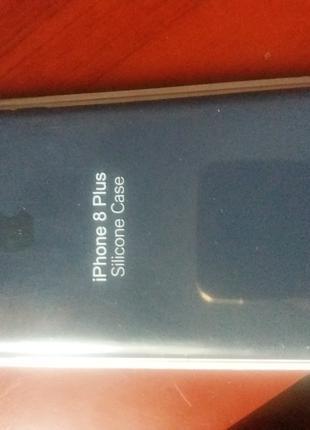 Продам новый чехол на айфон  8+ и 7+