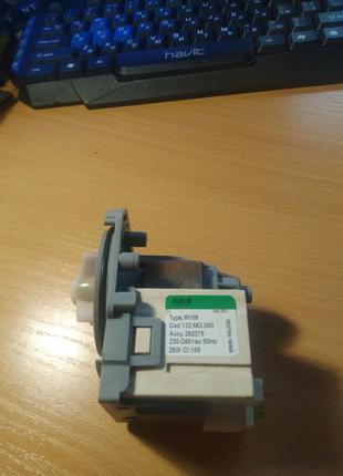 Насос (помпа) 25W M109 RR0553 для стиральной машины AEG, Electrol