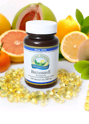 Витамин Е, Старение кожи, Главный женский витамин,Иммунитет.