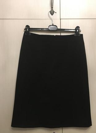 Классическая юбка карандаш шерсть bgn