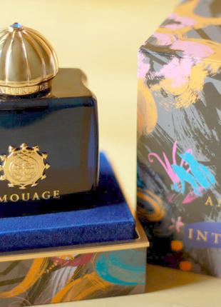 Amouage Interlude for Woman Оригинал EDP  2 мл Затест_парф.вода