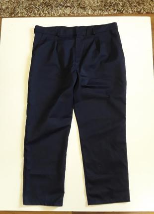 Фирменные рабочие брюки штаны 42р