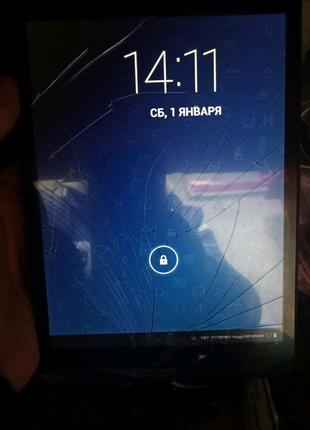 Nomi A07850 планшет на запчасти или под восстановление