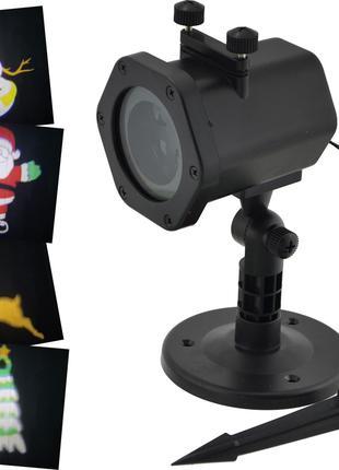 Лазерный проектор Star Shower XL-805 (танцующие картинки)