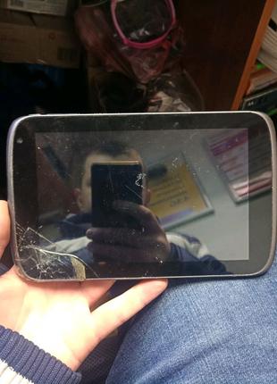 ZTE V55 планшет на запчасти