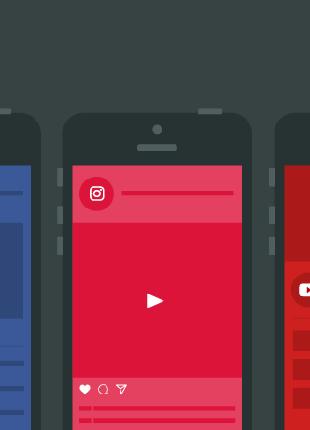 Создание видео под ключ. Видео реклама для instagram youtube