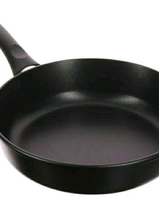 Сковорода литая 28см утолщенные стенки, покрытие без PFOA 1класс