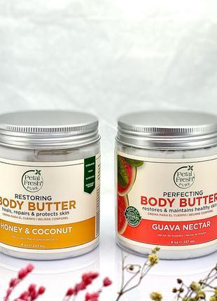 Крем для тіла нектар гуави; мед і кокос, 237 мл