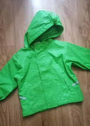 Куртка ветровка papagino на 18-24 мес, 1,5-2 года