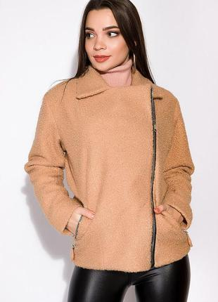 Женская   меховая куртка    -   teddy bear
