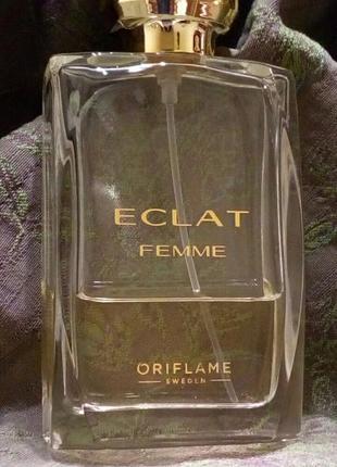 Туалетная вода eclat femme, oriflame