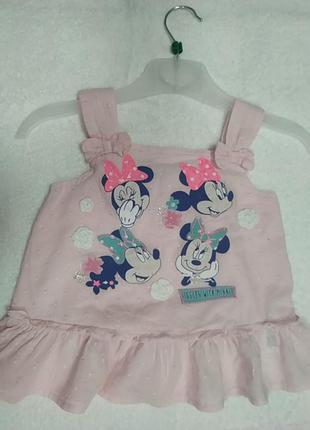 Платье mini mouse