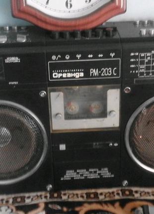 Магнітофон
