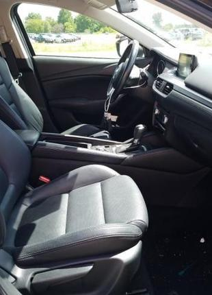 Mazda 6 GJ 2016 Кондиционер печка моторчик вентилятор трубки М...