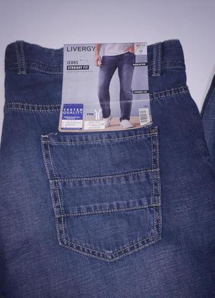 Крутые мужские джинсы Livergy