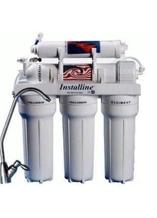 Система обратного осмоса Installine RO 7-50МSBR Люкс