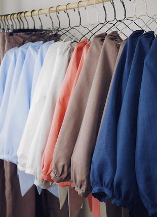 Пошив весенней коллекции одежды