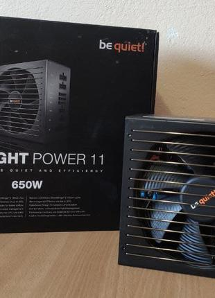 Блок живлення be quiet! Straight Power 11 650W