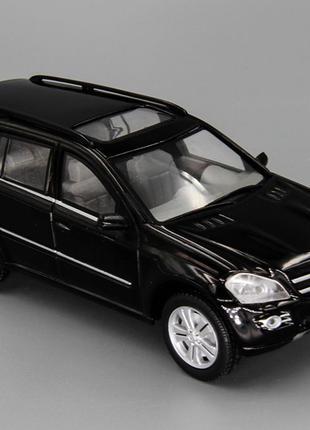 Мерседес Mercedes GL 500 машинка металл джип