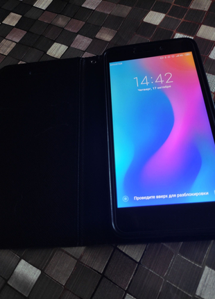 Xiaomi Redmi 4A 2/32 + чехол + стекло