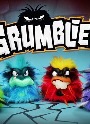 Интерактивные игрушки Grumblies от Pomsies