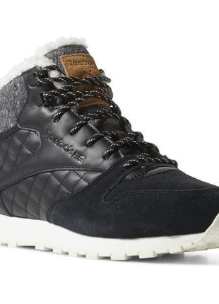 Женские  ботинки reebok classic leather arctic boot cn3744