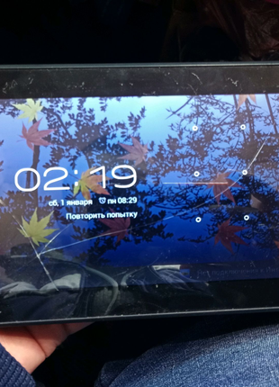 ENOT E102 планшет на запчасти