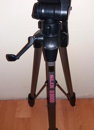 Штатив для фото и видео камер U8000.slik.