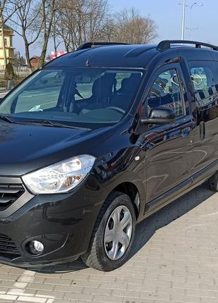 Dacia Dokker Navi