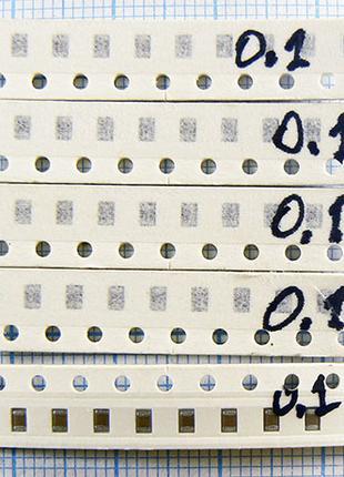 225 Грн за набор SMD конденсаторов 0805 75 номиналов по 10 шт.