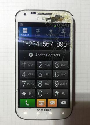 Samsung Galaxy S2 дисплейный модуль
