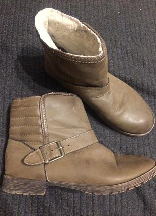 Atmosphere ботинки сапожки утеплённые