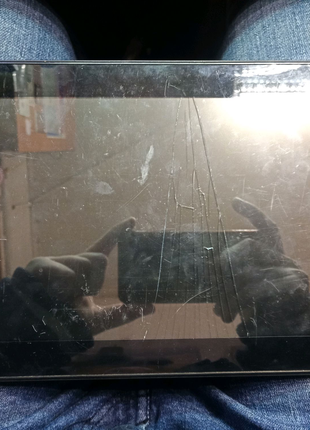 Assistant AP-100 планшет на запчасти