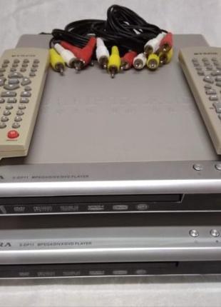 DVD плеер Supra S-DP11, ДВД плеер Супра, DVD player, проигрыва...