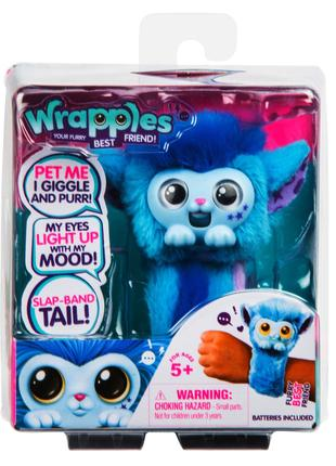 Оригинал из США! Интерактивная игрушка Moose Wrapples S1 Скайо