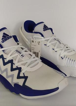 Баскетбольные кроссовки adidas issue оригинал!